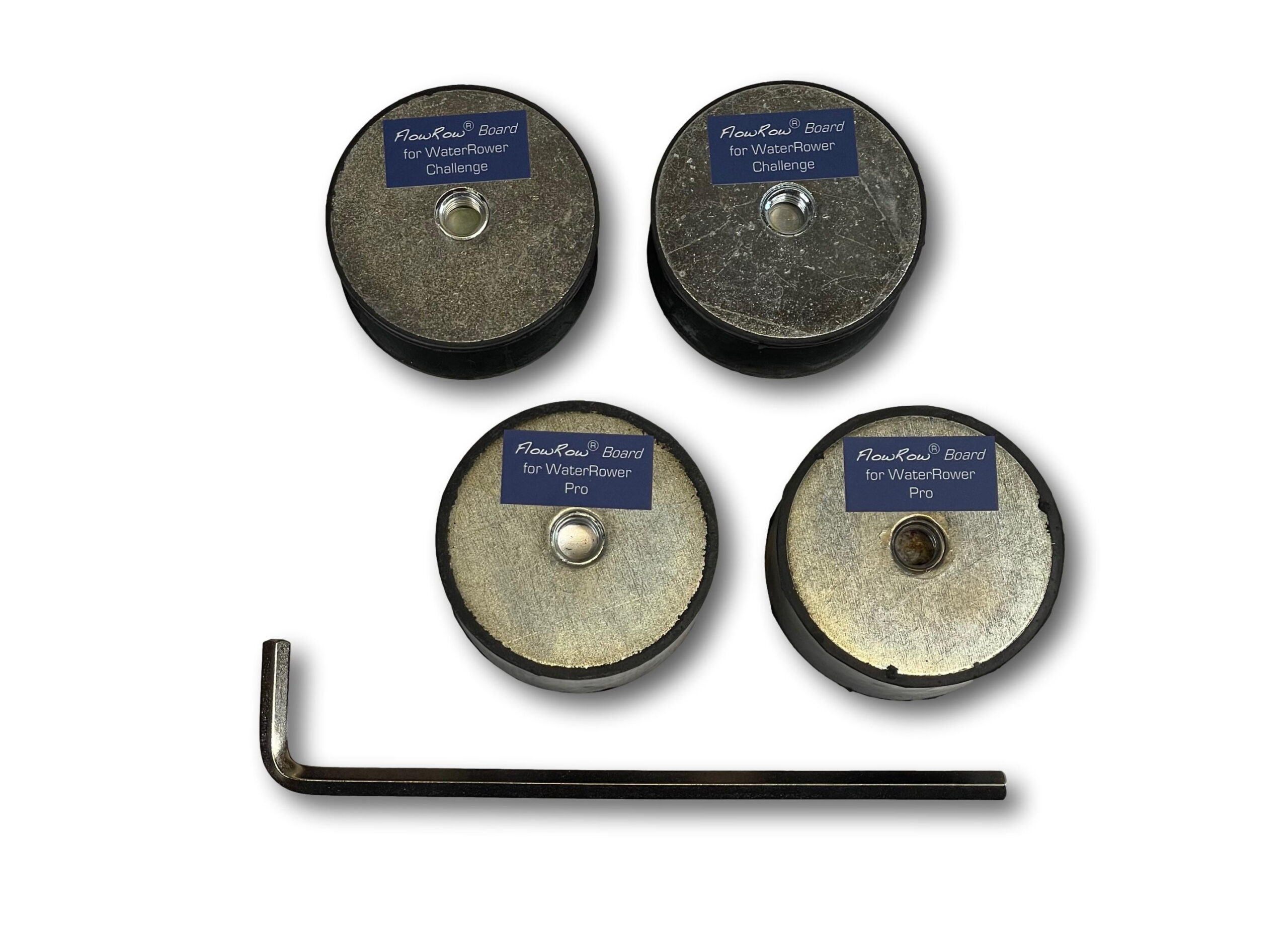 Double Replacement Kit for FlowRow Board
